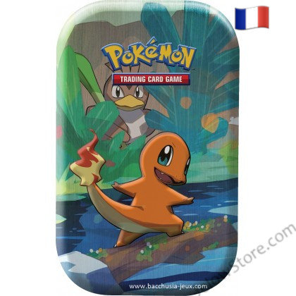 Kanto Friends Mini Tin Salamèche Fr