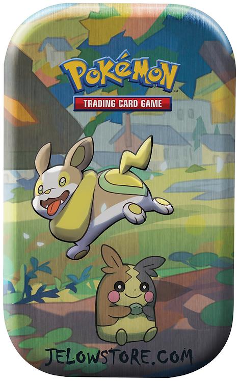 mini tins pokemon collection galar morpeko