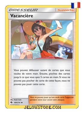 VACANCIÈRE 189/214  FR [SL8 TONNERRE PERDU]