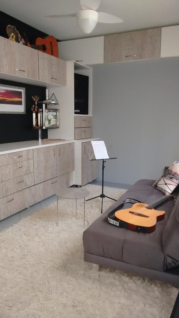 """Sala de música - homestudio: """"Canta meu Canto"""""""