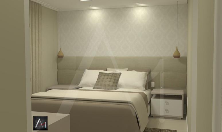 Dormitório Casal - Suíte
