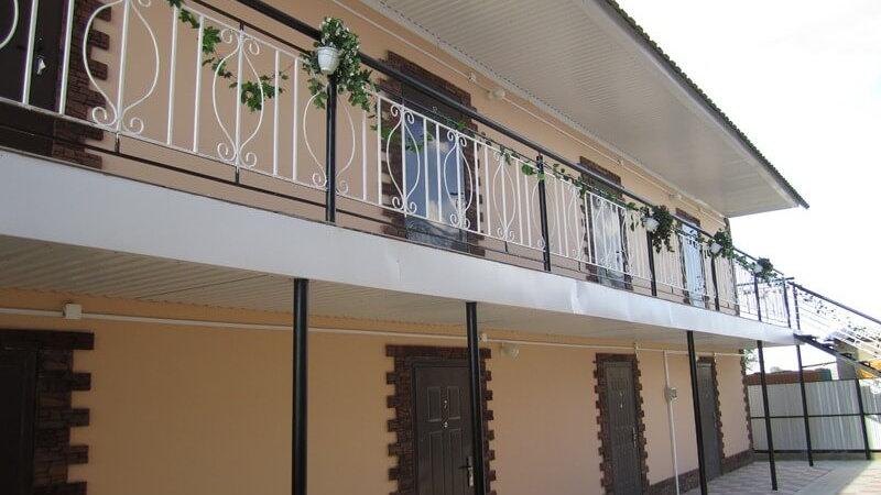 Гостиница «Горная» (У Валерия)
