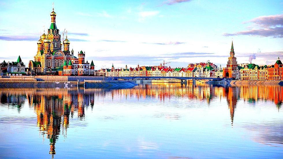 Казань - Йошкар-Ола