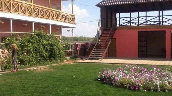 Гостиница «Фламинго»