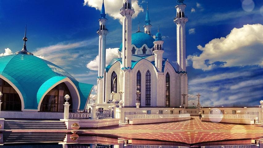 Добро пожаловать в Казань