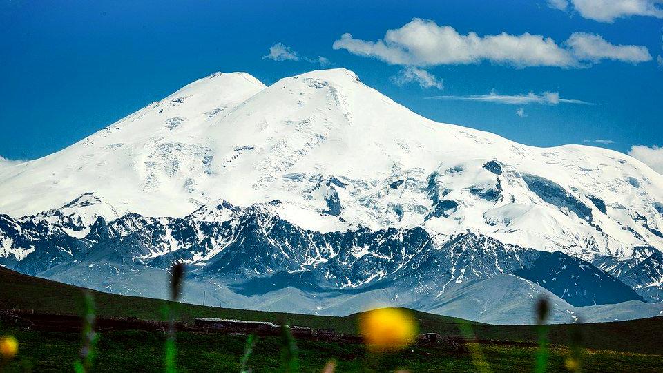 Императорский Кавказ - КМВ, гора Эльбрус