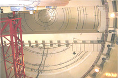 2. Boron sprinkler in the nuclear power plant