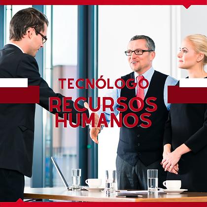 Tecnólogo em Recursos Humanos - Valor referente a mensalidade