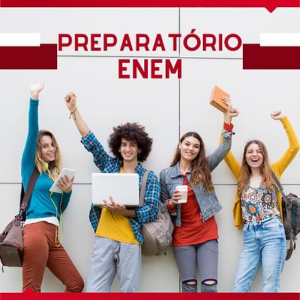 Preparatório ENEM - Valor referente a mensalidade