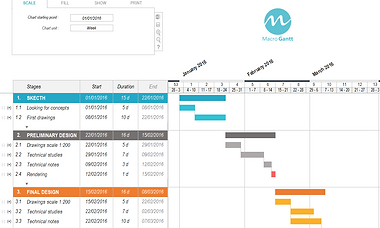 Free gantt chart software with excel download macrogantt free gantt chart free timeline ccuart Gallery