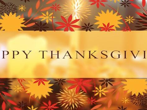 Petit rituel de Thanksgiving pour le corps & l'esprit
