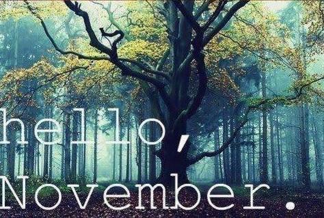 Comment accueillir Novembre avec le sourire ?