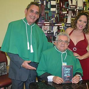 Lançamento do Livro Tragicomédicas - Dr. José Pedro R. Gonçalves