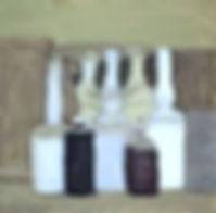 Giorgio Morandi bottles
