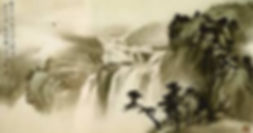 Ancient Chinese Taoist painting