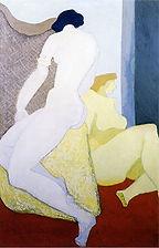 Milton Avery figure painting