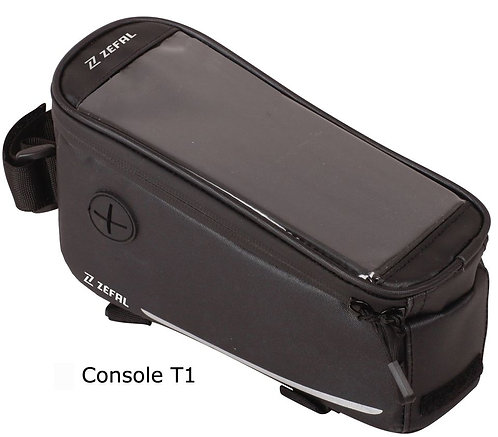 Zéfal Console T1 Top Tube Bag 0.8L