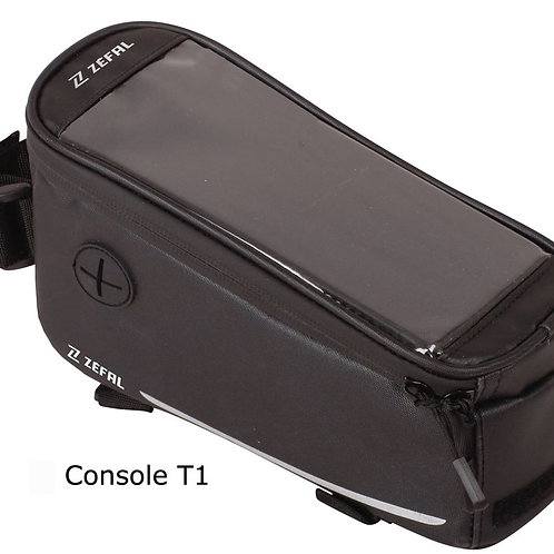 Zefal Console T1 Top Tube Bag 0.8L