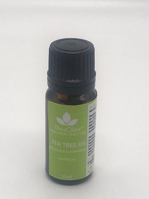 Pure Essential Tea Tree Oil 10ml