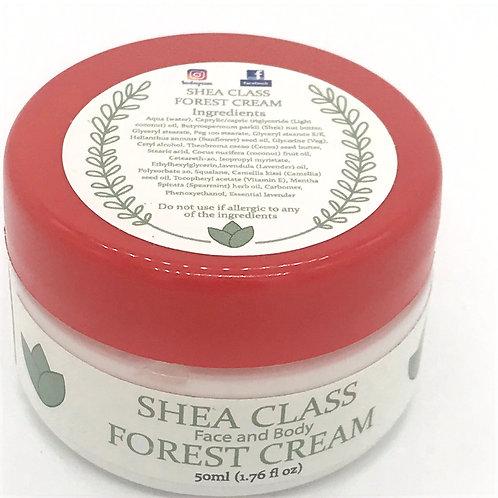 SheaClass Forest Face & Body Cream 50ml