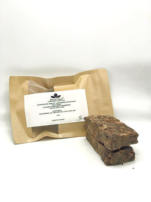 African Moisturing Black Soap