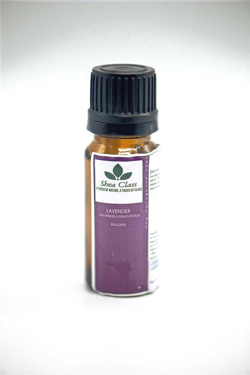 Pure Essential Oil Lavender 10ml