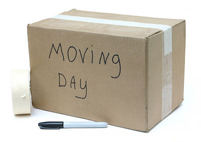 tipy na stěhování