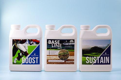 1 Month Microbe + Fertilizer Pack