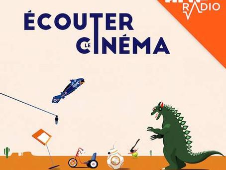 Arte Radio nous parle du son au cinéma. Du son sur le son !