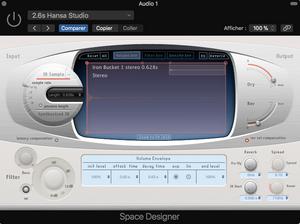 post synchro reverb sound design mixage Karl Niaudot