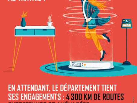 Sound design et identité sonore pour Loire-Atlantique.fr
