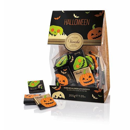 Halloween chocolade verwentas - 12stuks