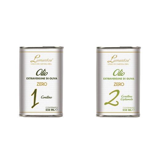 Gourmet, extra vergine olijfolie, blikjes 250ml - 10stuks