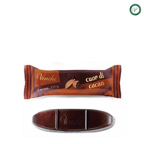 Venchi Unico Cuor di Cacao snackreep - 40stuks