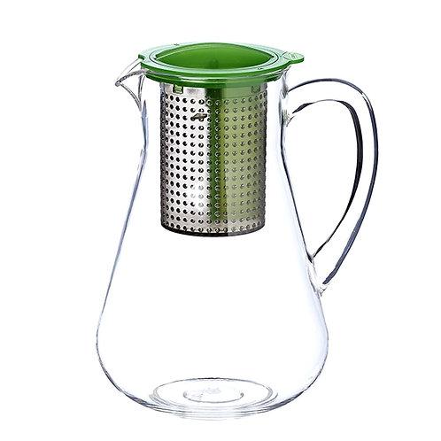 IJsthee karaf 1,8l, groene dop - 1stuk