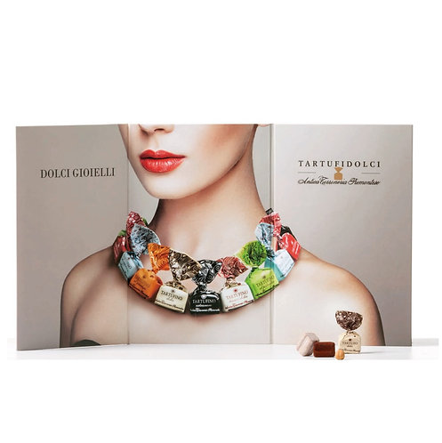 Poster chocoladetruffels - 1stuk