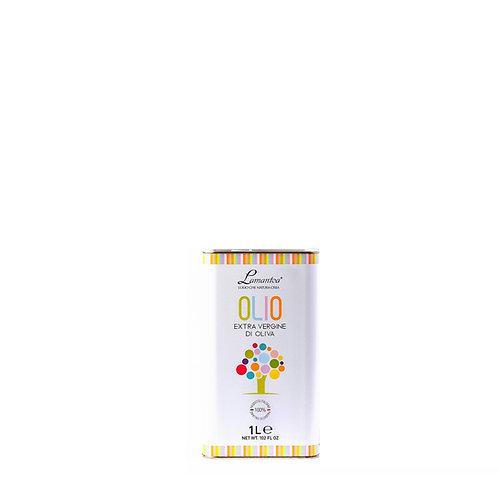 Extra vergine olijfolie in grootverpakking, 1 liter - 10stuks