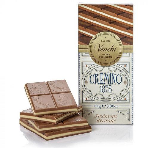 Venchi Cremino 1878 chocoladereep - 24stuks