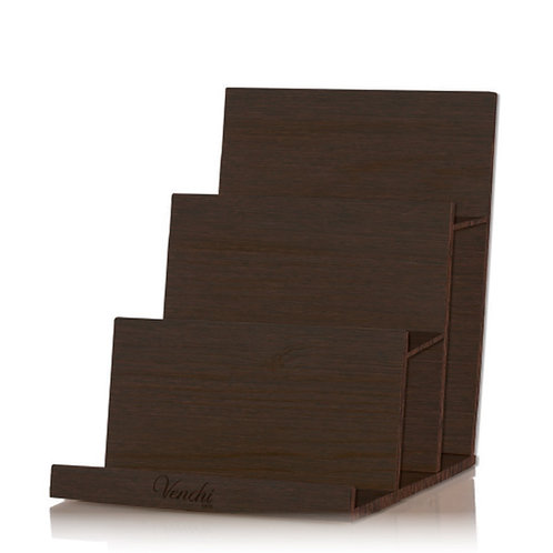 Houten display voor chocoladerepen - 1stuk