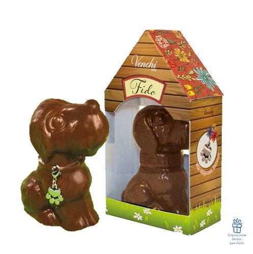 Melkchocolade puppies - 8stuks
