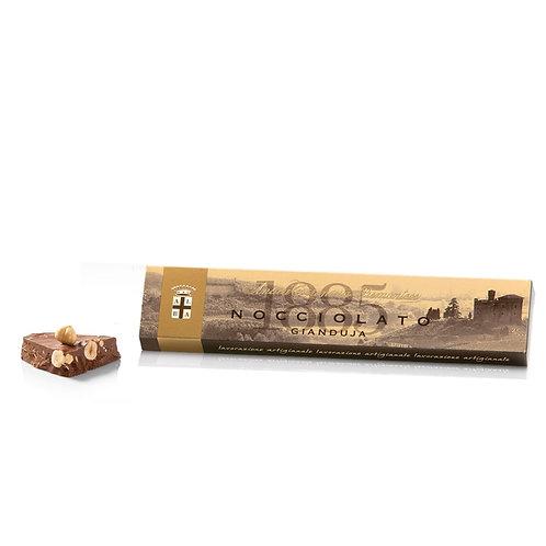 Gianduja chocoladereep, Alba - 12stuks