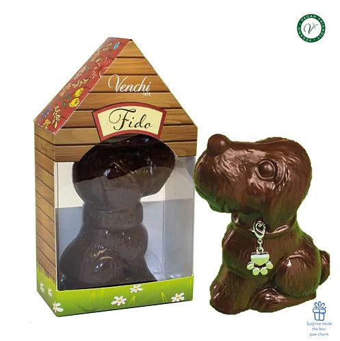 Puppy van pure chocolade - 8stuks