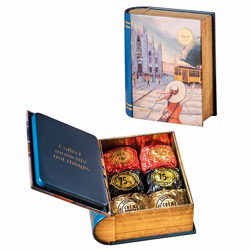Italian Dream mini boekje Milan - 16stuks