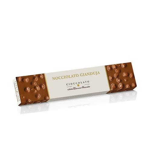 Gianduja chocoladereep - 10stuks