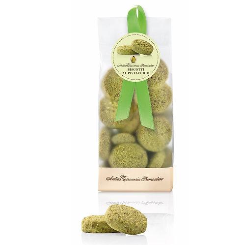 Biscotti con Pistacchio, sacchetto - 8stuks