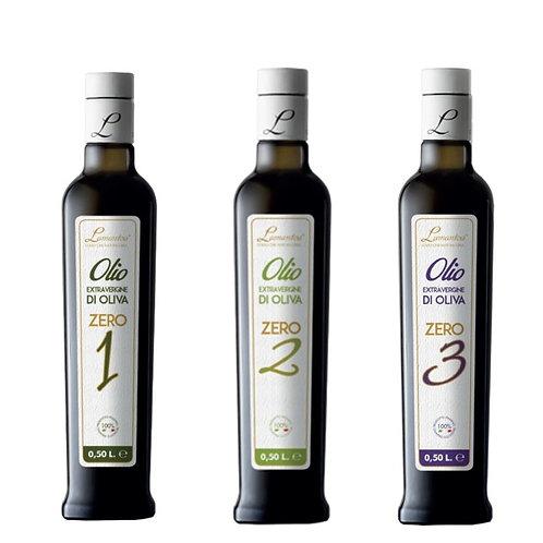 Gourmet, olijfolie van de beste olijven, 500ml - 12stuks