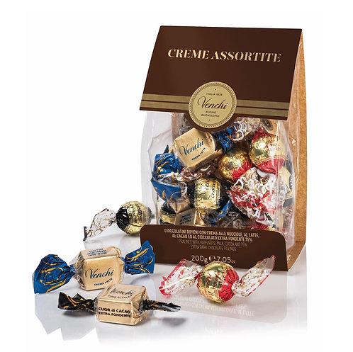 Chocolade verwentas, assorti - 12stuks