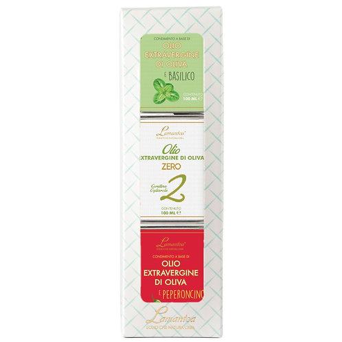 Geschenkdoos voor blikjes olijfolie 100 of 250ml - 12stuks