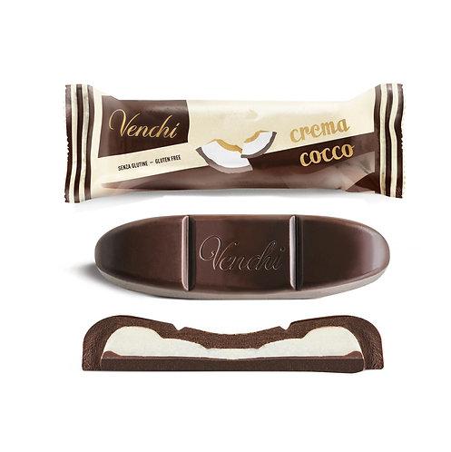 Venchi Unico Coconut snackreep - 40stuks