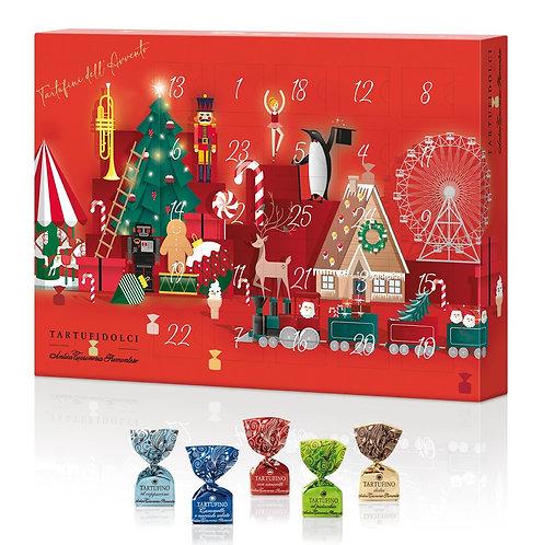 Il Villaggio di Natale - 4stuks